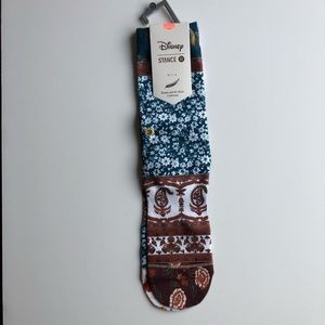 STANCE Disney Beauty And The Beast Womens Socks